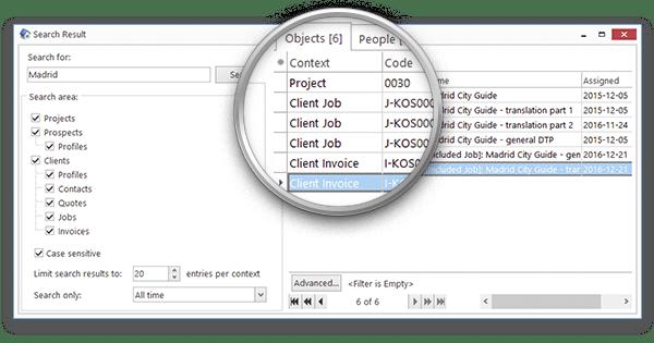 Translation Office 3000 version 3D