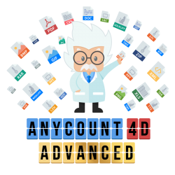 AnyCount 4D Advanced Edition logo