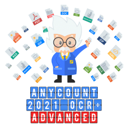 AnyCount 2021 OCR+ Advanced Edition
