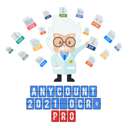 AnyCount 2021 OCR+ Pro Edition