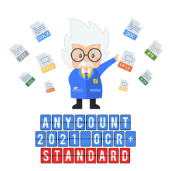 AnyCount 2021 OCR+ Standard Edition